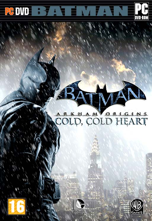 Batman Arkham Origins Cold Cold Heart Full Version Free Download PC Games