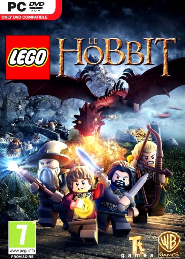Lego The Hobbit Full Version Free Download PC Games