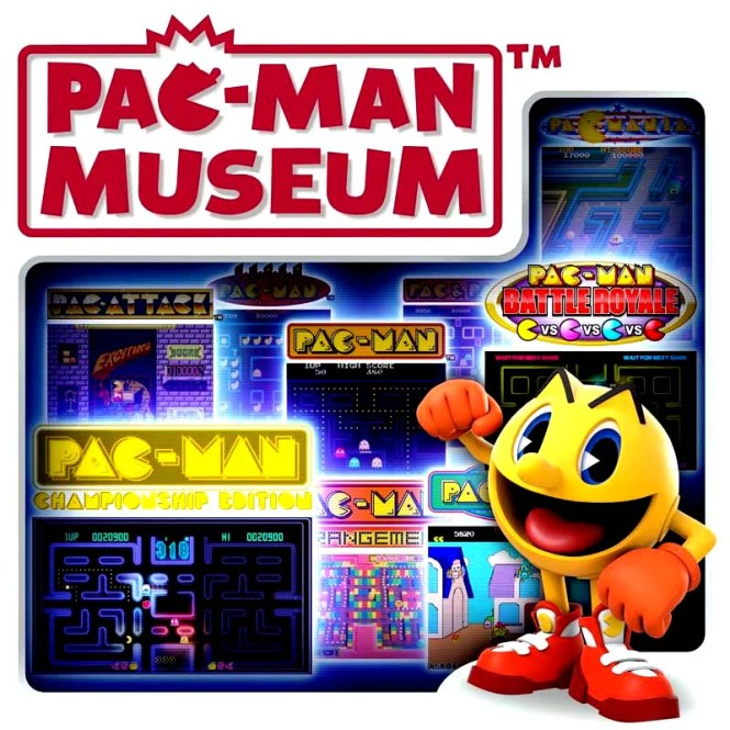 Pac Man Museum Free Download Full PC Game