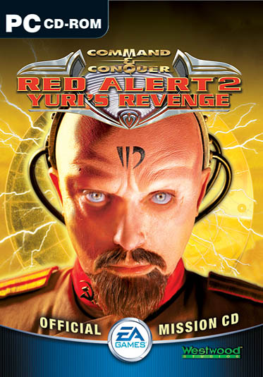 Command & Conquer: Red Alert 2 Yuris Revenge Free Download PC Game