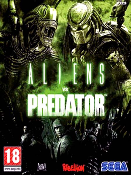 Aliens VS Predators Full Version PC Games Free Download