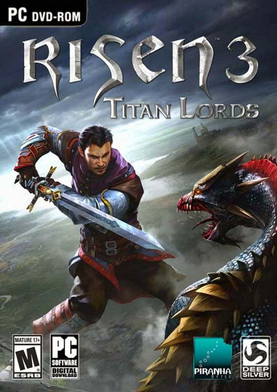Risen 3 Titan Lords Full PC Games Free Download