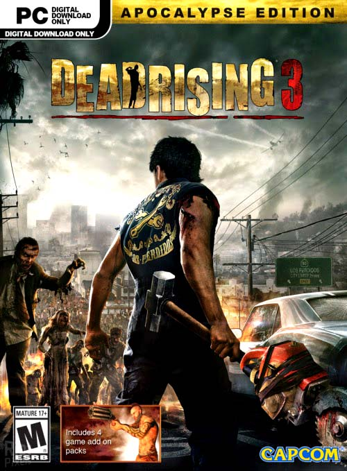 Dead Rising 3 Apocalypse Full Version PC Games Free Download