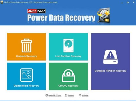 MiniTool Power Data Recovery Serial Key License Free for 365 Days