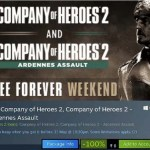 Company of Heroes 2 and Ardennes Assault Game Free [Giveaway]