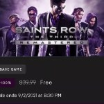 SAINTS ROW: THE THIRD REMASTERED PC Game Free for Limited Time
