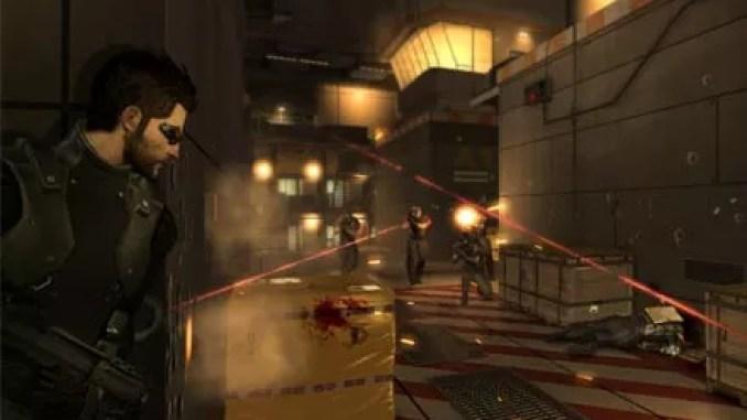 Deus Ex Human Revolution ScreenShot 2