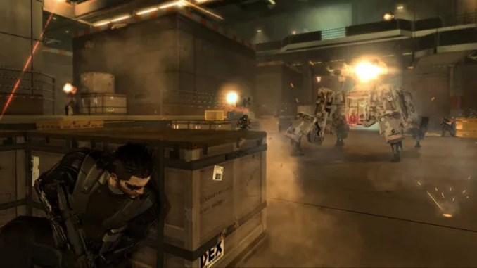 Deus Ex Human Revolution ScreenShot 3