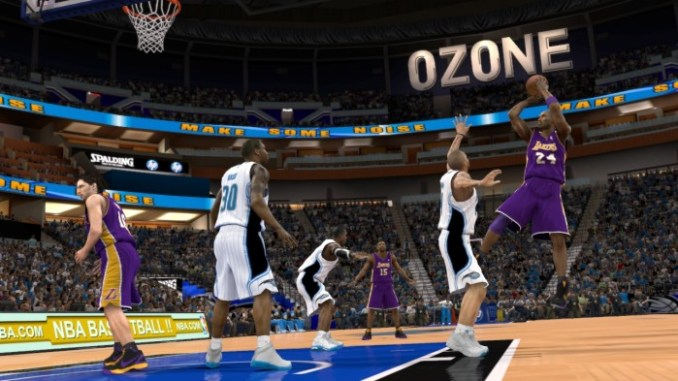 NBA 2k12 ScreenShot 2