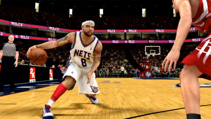 NBA 2k12 ScreenShot 3