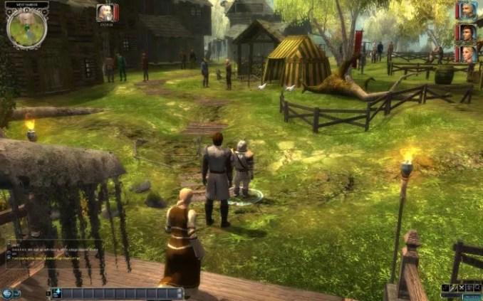 Neverwinter Nights 2 ScreenShot 1