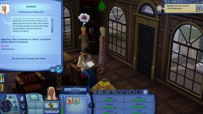 The Sims 3 Ambitions ScreenShot 1