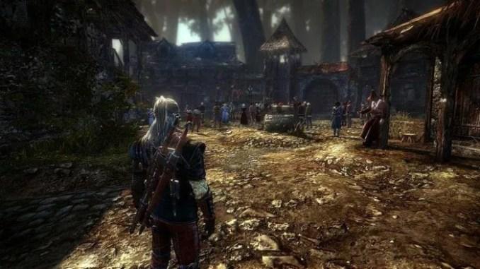 The Witcher 2 Assassins of Kings ScreenShot 3