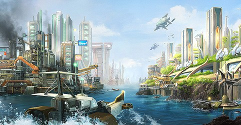 Anno 2070 Game Free download Full Version