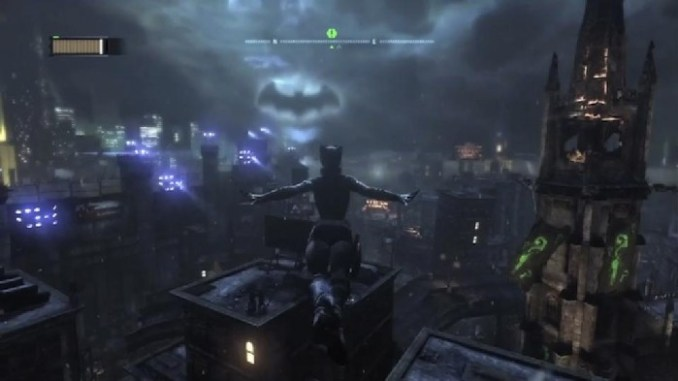 Batman Arkham City Screenshot 2