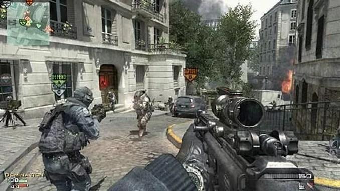 Call of Duty Modern Warfare 3 ScreenShot 1