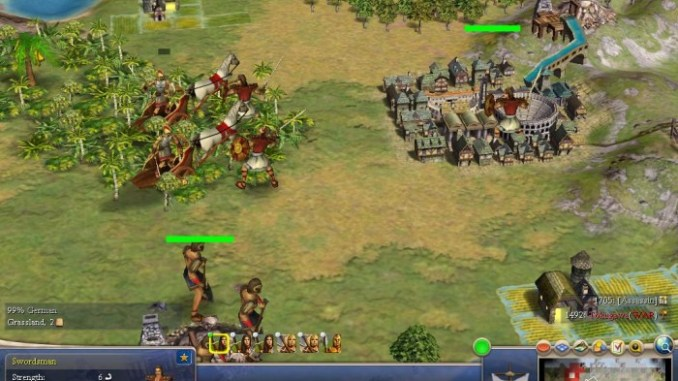 Civilization IV ScreenShot 1