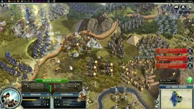 Civilization V ScreenShot 3