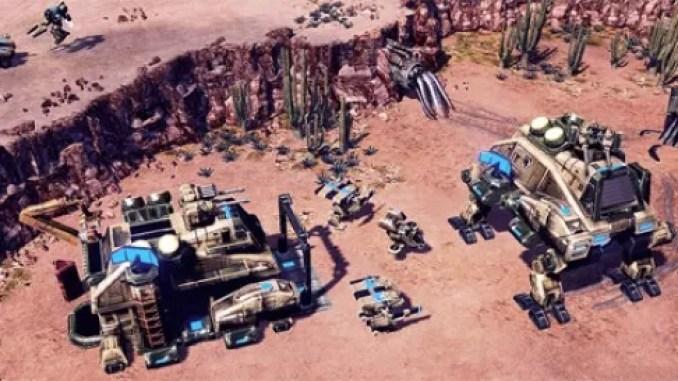 Command & Conquer 4 Tiberian Twilight ScreenShot 2