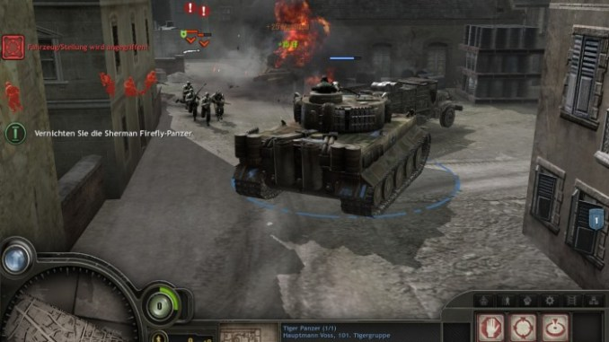 Company of Heroes Tales of Valor SceenShot 1