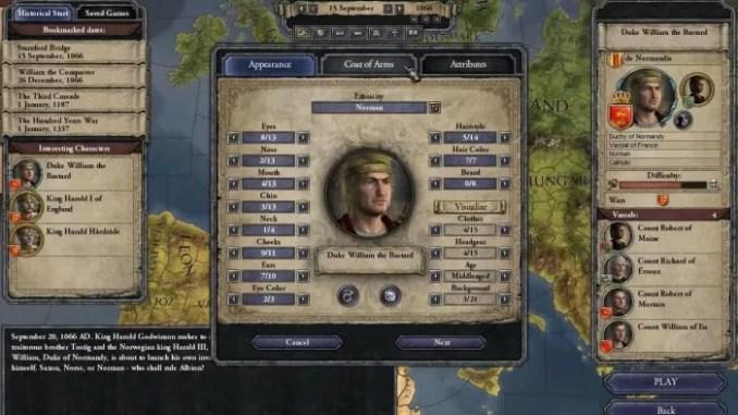 Crusader Kings II ScreenShot 1