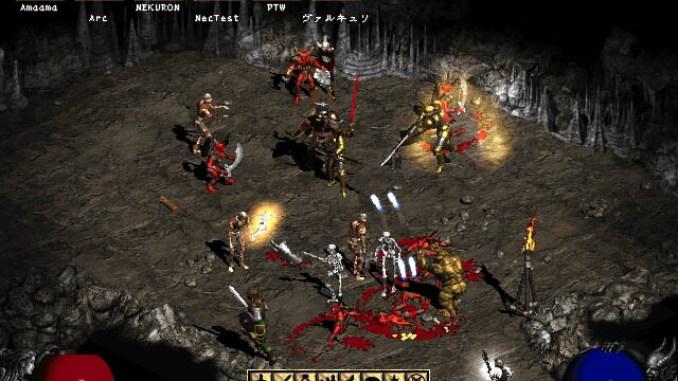 Diablo II + Lord of Destruction ScreenShot 1