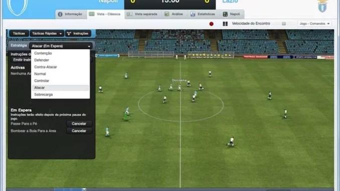 Football Manager 2012 ScreenShot 3
