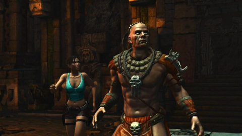 Lara Croft and the Guardian of Light Free Download PC Game