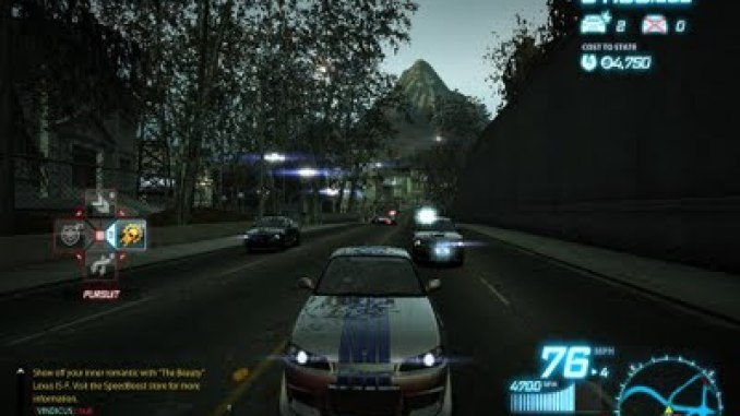 Need for Speed The Run ScreenShot 2