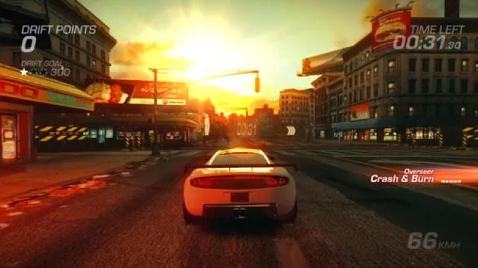 Ridge Racer Unbounded ScreenShot 1