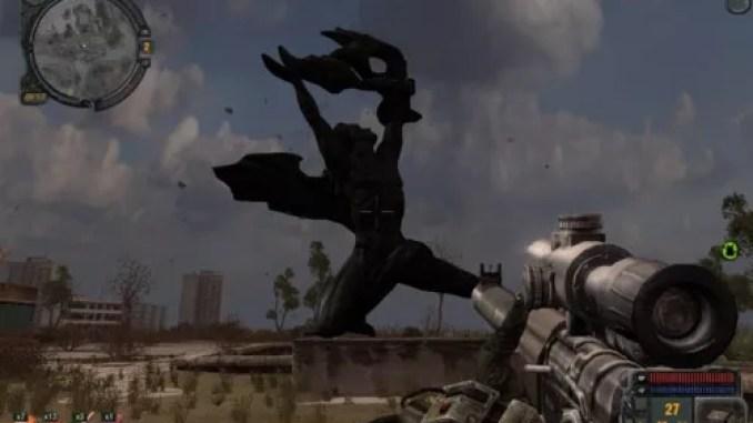 S.T.A.L.K.E.R.: Call of Pripyat ScreenShot 2