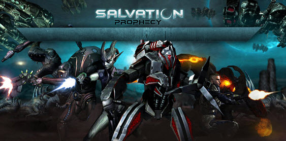 Salvation Prophecy Free Full Game Download