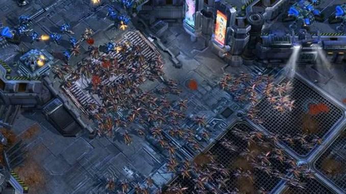 StarCraft II Heart of the Swarm ScreenShot 1