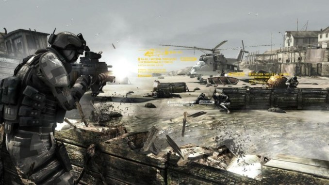 Tom Clancys Ghost Recon Future Soldier ScreenShot 2