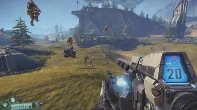Tribes Ascend ScreenShot 1