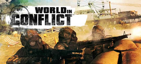 World in Conflict Full Version Free Download