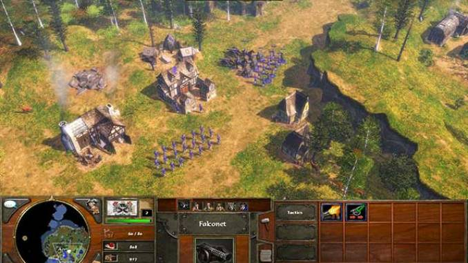 Age of Empires III ScreenShot 1