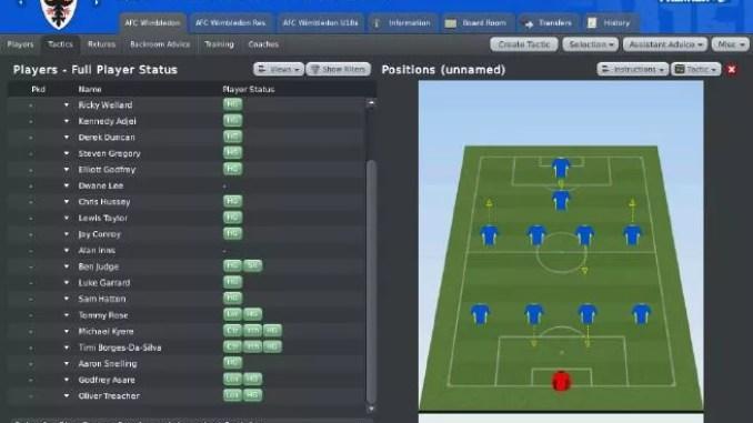 Football Manager 2010 ScreenShot 1