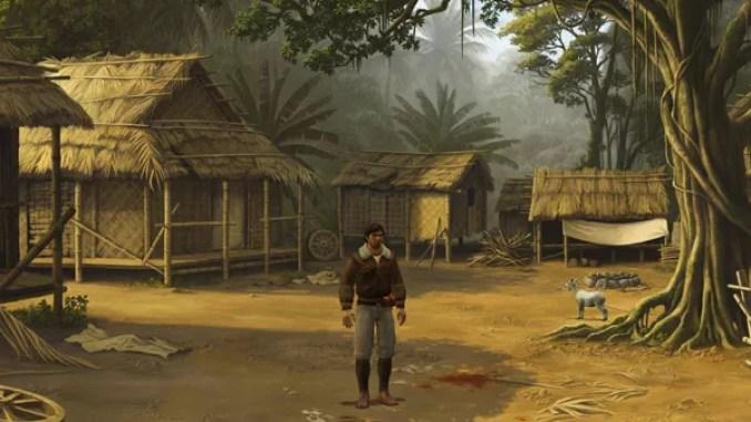 Lost Horizon ScreenShot 2