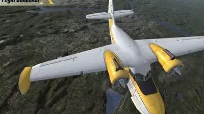Microsoft Flight Simulator X screenshot 2