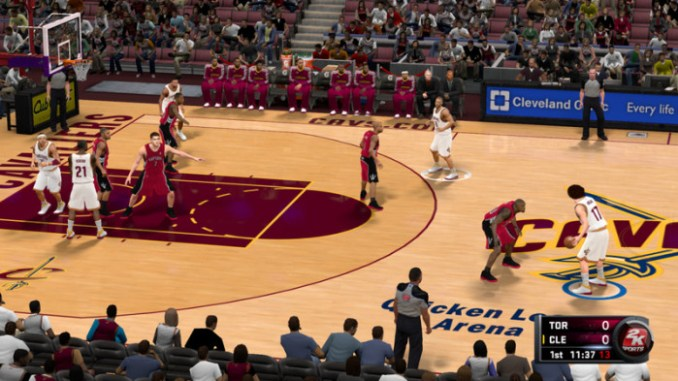 NBA 2K11 ScreenShot 3