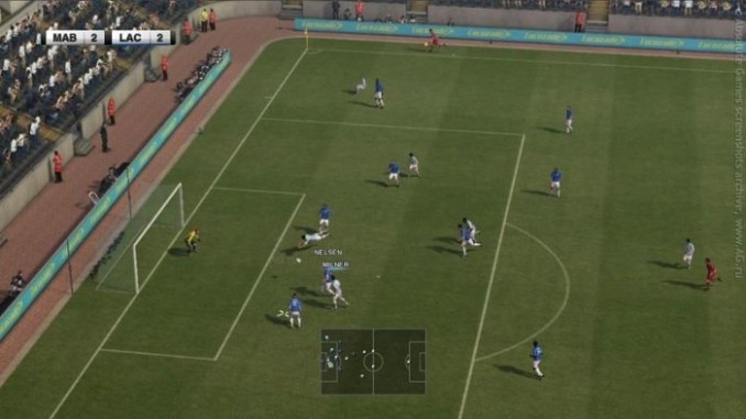 Pro Evolution Soccer 2012 ScreenShot 2