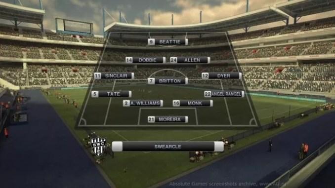 Pro Evolution Soccer 2012 ScreenShot 3