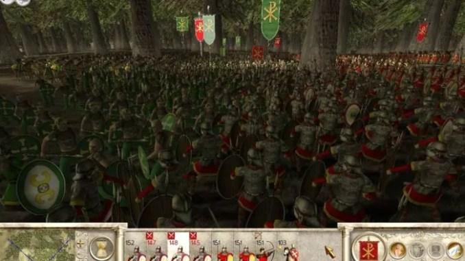 Rome Total War ScreenShot 2