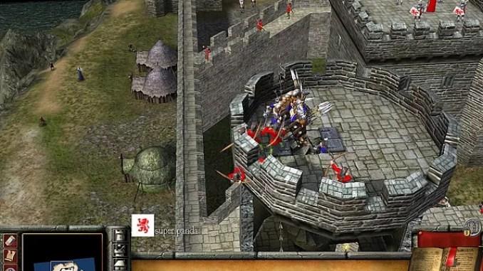 Stronghold 2 ScreenShot 3