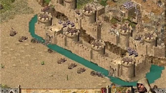 Stronghold (2001) ScreenShot 1