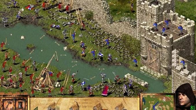 Stronghold (2001) ScreenShot 2
