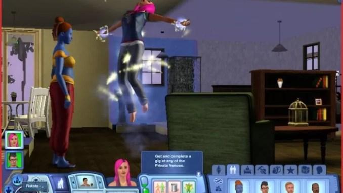The Sims 3 Town Life Stuff ScreenShot 1