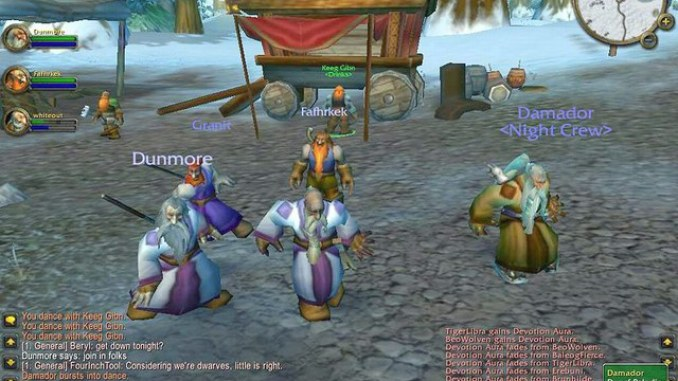 World of Warcraft ScreenShot 2