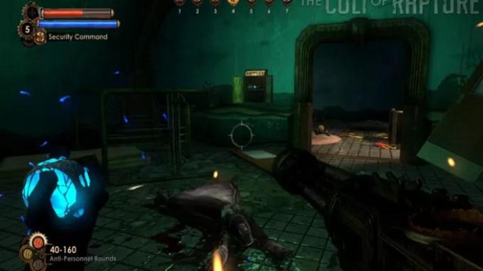 BioShock 2 ScreenShot 2